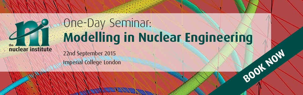 Modelling in Nuclear Engineering banner 978x309