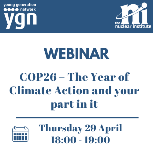 COP26 – The Year of Climate Action and your part in it