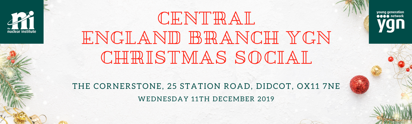 Central England Branch YGN Christmas Social