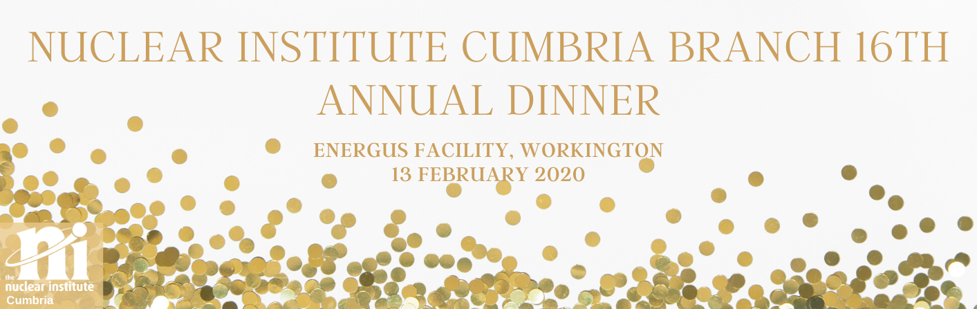Cumbria Annual Dinner banner