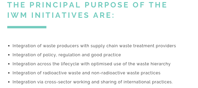 5. Principle Initiatives