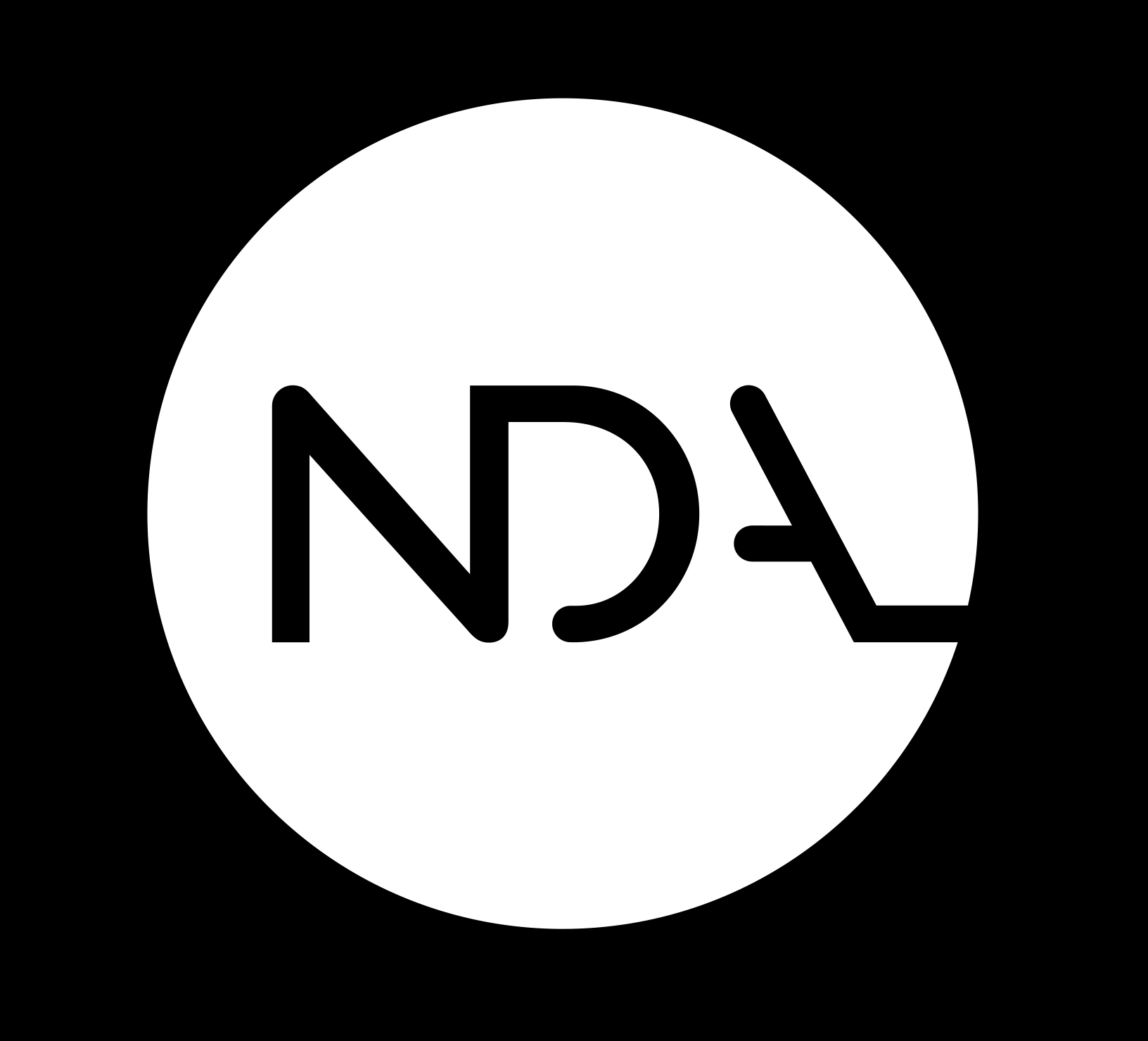 NDA final logo BW