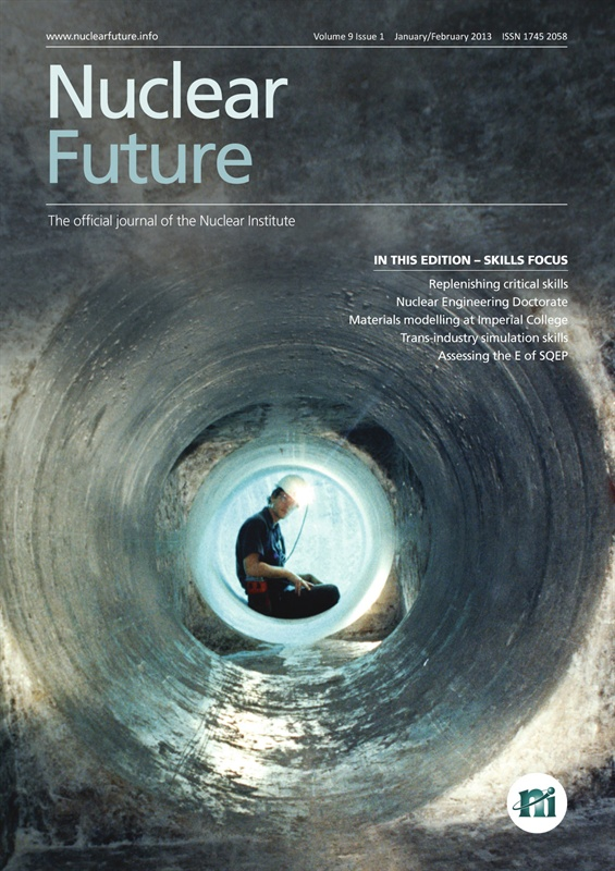 Nuclear Futures Vol 9 Issue 1