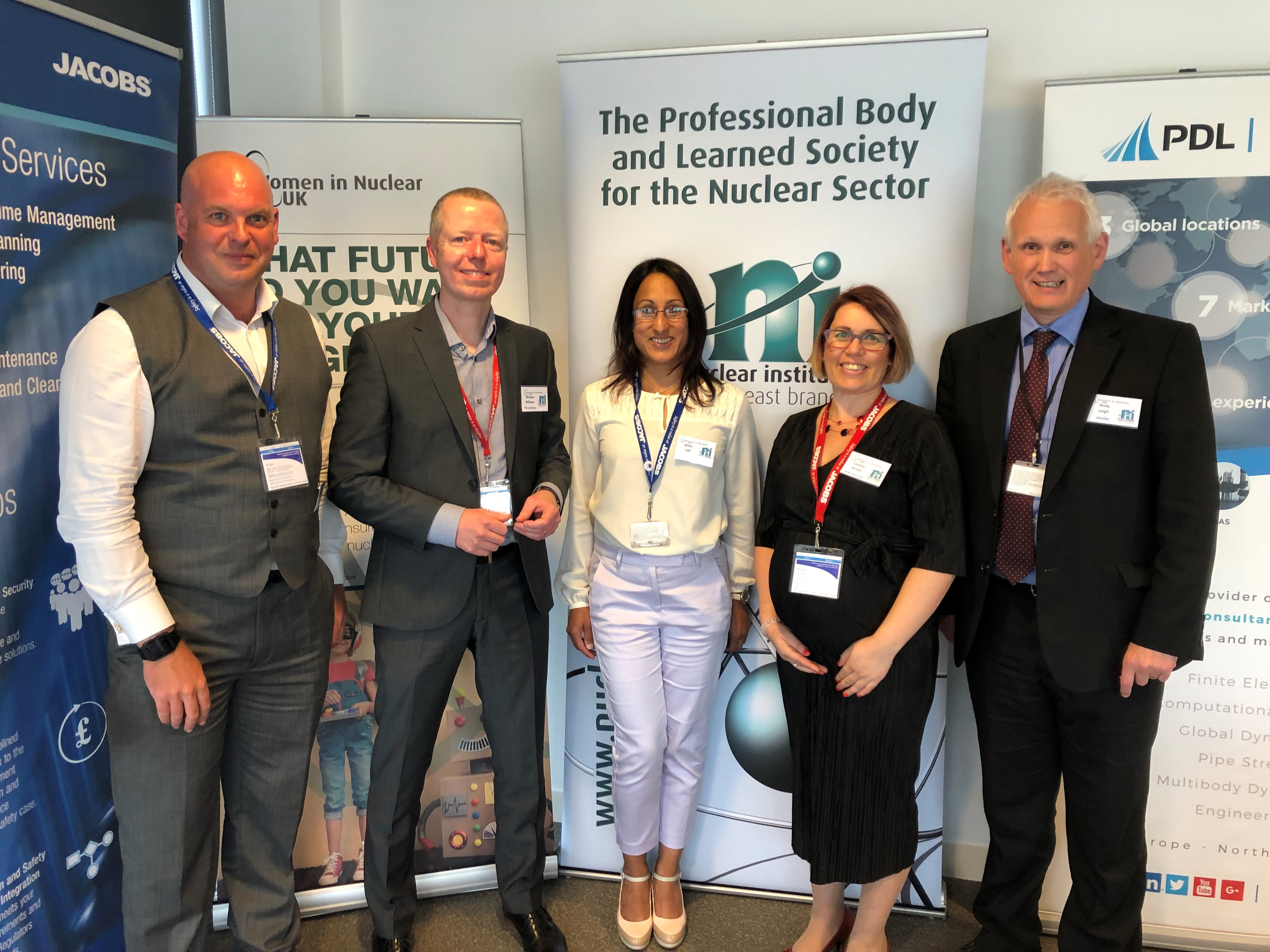 Women in Nuclear (WiN) Seminar review: Developing an Innovative and Sustainable Capability