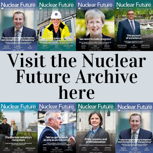 Visit the Nuclear Future Archive here